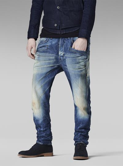 DAVIN 3D LOOSE TAPERED
