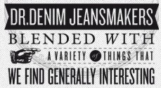 Dr. Denim Jeansmakers