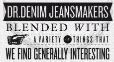 Dr. Denim Jeansmakers