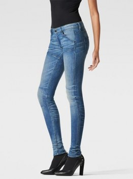 5620 Mid-Rise Skinny Jeans