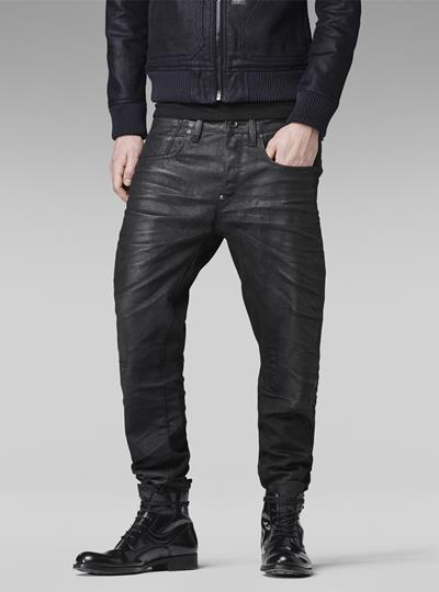 A CROTCH TAPERED
