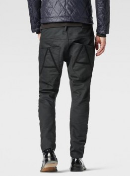 A Crotch Varsity 3D Tapered Pants