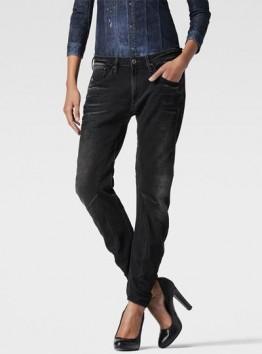 Arc 3D Low-Rise Boyfriend Jeans