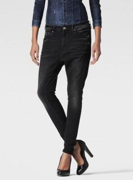 Attacc Low-Rise Boyfriend Jeans