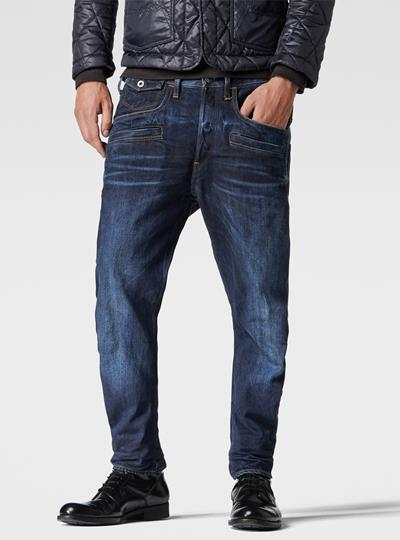 Davin 3D Tapered Pants
