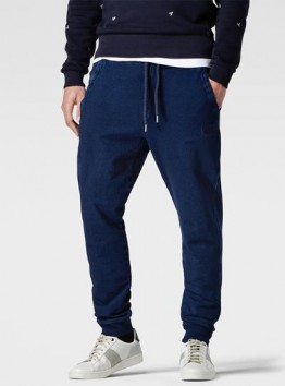 Indigo Sweat Pants