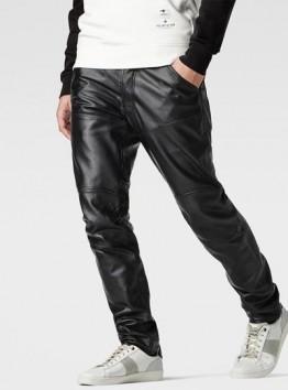Leather 5620 3D Slim Pants