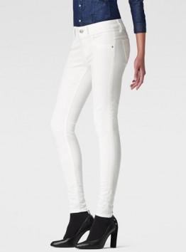 Lynn Mid-Rise Skinny Jeans
