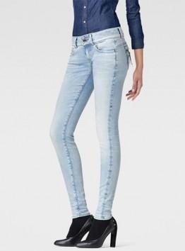 Midge Cody Mid-Rise Skinny Jeans