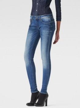 Midge Sculpted Lift Mid-Rise Skinny Jeans