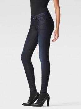 Midge Slim Lift Mid-Rise Skinny Jeans