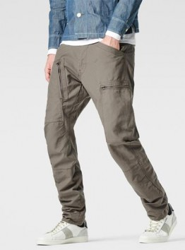 Powel 3D Tapered Pants