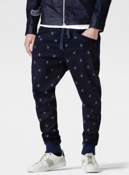 Raw For The Oceans -Davin 3D Sweat Pants