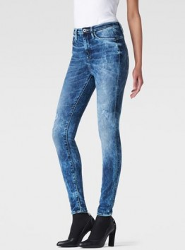 Raw For The Oceans -Type C Ultra High Waist Jeans