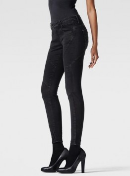 Raw Radar Skinny Pants
