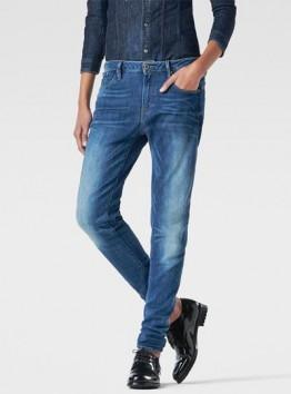 Type C 3D Low-Rise Boyfriend Jeans