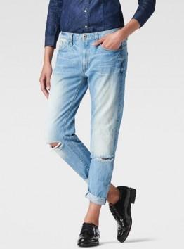 Type C 3D Low-Rise Jeans