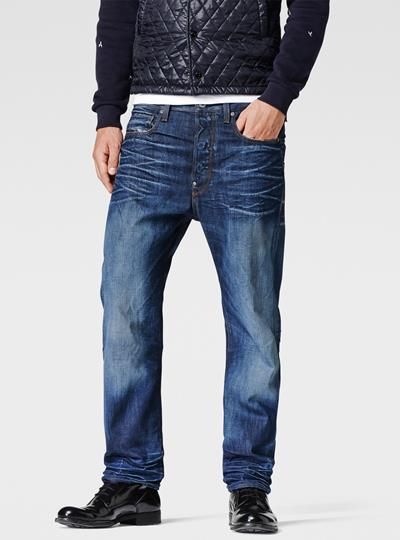 US Lumber Classic Tapered Jeans
