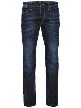 JACK & JONES Clark Original Jos 318 Regular Fit Jeans Heren Blauw