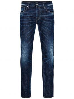 JACK & JONES Clark Icon Bl 566 Regular Fit Jeans Heren Blauw