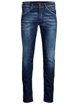 JACK & JONES Glenn Fox Bl 669 Slim Fit Jeans Heren Blauw