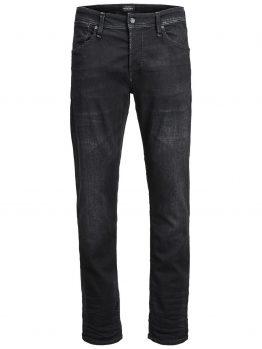 JACK & JONES Mike Dash Ge 784 Comfort Fit Jeans Heren Zwart