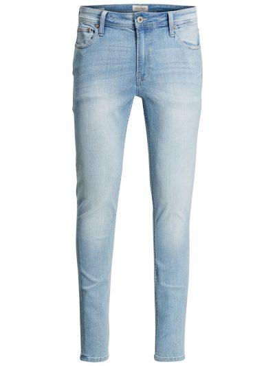 JACK & JONES Liam Original Akm 148 Noos Skinny Jeans Heren Blauw
