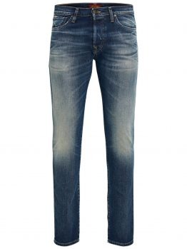 JACK & JONES Glenn Page Bl 708 Slim Fit Jeans Heren Blauw