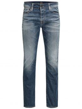 JACK & JONES Clark Icon Bl 721 Regular Fit Jeans Heren Blauw