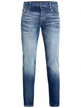 JACK & JONES Mike Ron Jos 294 Comfort Fit Jeans Heren Blauw