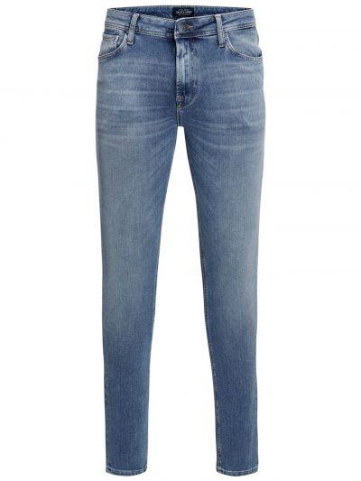 JACK & JONES Liam Original Jos 382 Skinny Jeans Heren Blauw