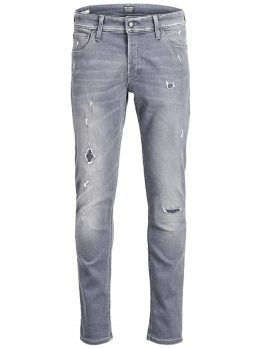 JACK & JONES Glenn Original Ge 178 Slim Fit Jeans Heren Grijs