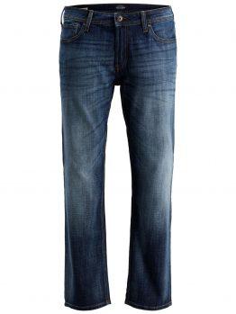 JACK & JONES Clark Original Ge 255 Slim Fit Jeans Heren Blauw
