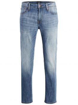 JACK & JONES Clark Original Ge 257 Slim Fit Jeans Heren Blauw