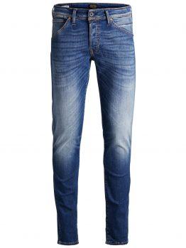 JACK & JONES Glenn Fox Bl 763 50sps Slim Fit Jeans Heren Blauw