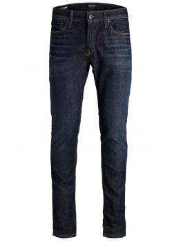 JACK & JONES Glenn Original Jj 022 Slim Fit Jeans Heren Blauw