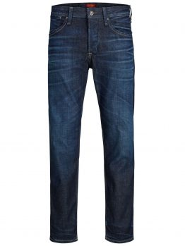 JACK & JONES Boxy Dash 025 Loose Fit Jeans Heren Blauw