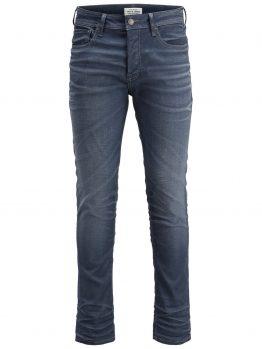 JACK & JONES Tim Original 420 Slim Fit Jeans Heren Blauw