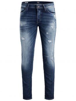 JACK & JONES Glenn Original Jos 118 Slim Fit Jeans Heren Blauw
