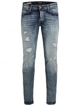 JACK & JONES Glenn Original Jos 676 Slim Fit Jeans Heren Blauw