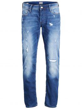 JACK & JONES Glenn Original Ge 303 Slim Fit Jeans Heren Blauw