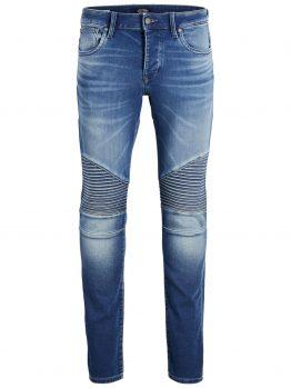 JACK & JONES Glenn Ryder Ge 107 Slim Fit Jeans Heren Blauw