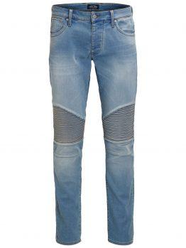 JACK & JONES Glenn Ryder Ge 10 Slim Fit Jeans Heren Blauw