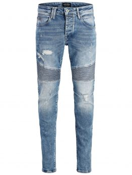 JACK & JONES Glenn Cross 045 Slim Fit Jeans Heren Blauw