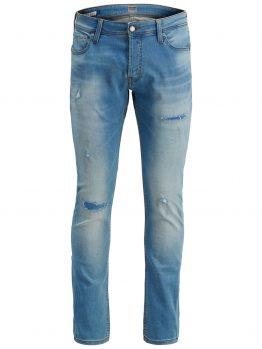 JACK & JONES Glenn Original Ge 312 Slim Fit Jeans Heren Blauw