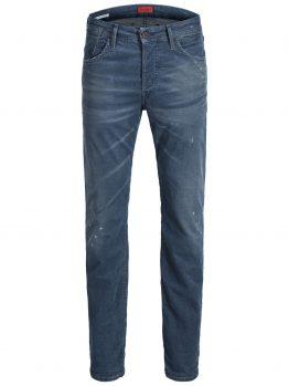 JACK & JONES Tim Leon Bl 802 Slim Fit Jeans Heren Blauw