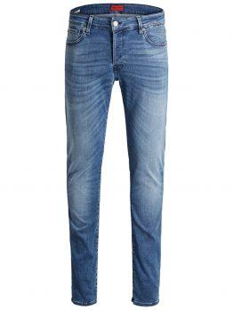 JACK & JONES Glenn Icon Bl 809 80 Slim Fit Jeans Heren Blauw