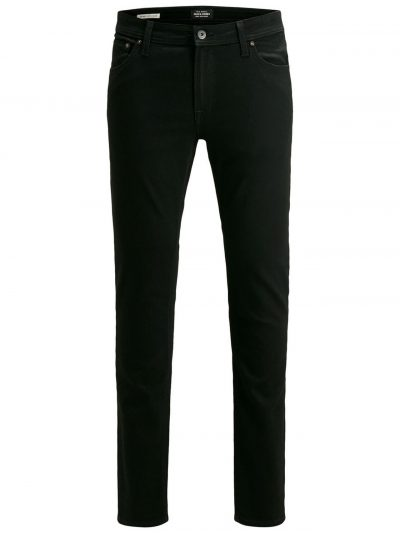 JACK & JONES Liam Original Am 692 Skinny Jeans Heren Zwart