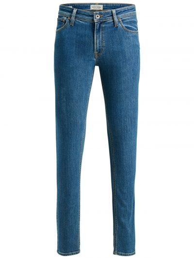 JACK & JONES Liam Original Am 694 Skinny Jeans Heren Blauw