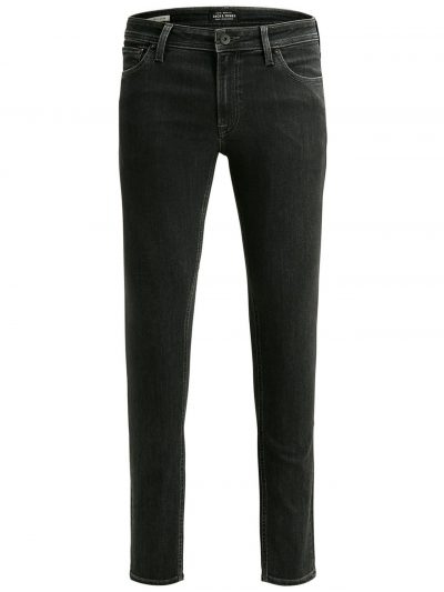 JACK & JONES Liam Original Am 699 Skinny Jeans Heren Grijs